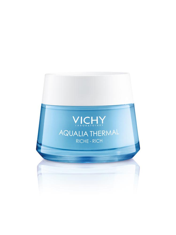 addd033842 Νέο Vichy Aqualia Thermal Rich Κρέμα Εντατικής Ενυδάτωσης για Ξηρές-Πολύ  Ξηρές Επιδερμίδες 50ml